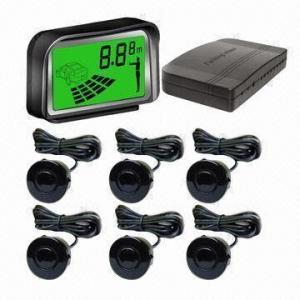 Best Car Parking Sensor Kit with LCD Digital Display and Various of Sensors Colors Optional wholesale