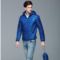 new style small quantity solid color nylon/polyester winter mix size slim fit