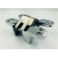 China Anti Corrosive Zinc alloy Hidden Door Hardware Hinge Hidden Gate Hinges With SS Arms on sale