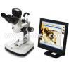 China 7x - 46x Zoom Stereo Digital Optical Microscope Reflected Light Microscopes A32.2601 wholesale