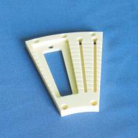 China CNC Machining Precision Ceramic Components Frame Electrical Insulation on sale