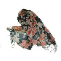 Best Cotton Printed Scarf wholesale