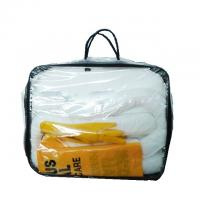 Best 30L oil spill kit, white color oil absorbent spill kit,emergency spill kit, oil cleaning kit wholesale