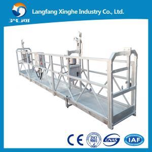 Best Sky lift cradle / wire rope suspended platform / construction maintenance gondola wholesale