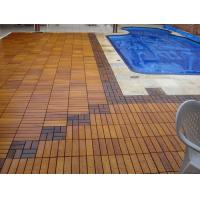 Best High-end Garden Outdoor IPE Decking Tiles for Hotel or Private Swimming Pools wholesale