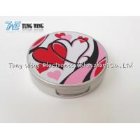 Buy cheap Professional Cute Pocket Makeup Mirror Ladies Compact Mirror Gifts from wholesalers