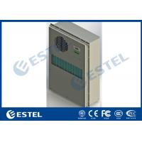 China Energy Saving Outdoor Cabinet Air Conditioner Embeded 48VDC 1500W Cooling Capacity on sale