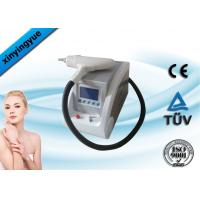 Best Effective 1000mj Q - Swich ND YAG Tattoo Laser Removal Machine With TUV wholesale