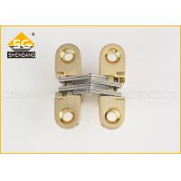 China 180 Degree Concealed Hinges For Cabinet Doors , Right Or Left Hand Applicable on sale