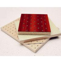 Best Natural Wooden Perforated Acoustic Soundproofing Panels For Studio Room wholesale
