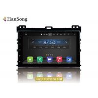 Best 9 Inch Toyota Car DVD Player 1024x600 IPS Optional For Toyota Prodo 2006 wholesale