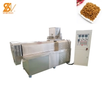 China Stainless Steel 180kg/H Dry Cat Food Pellet Making Machine on sale