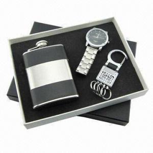 Best Promotional Gift Set(Watch, USB available), Measures 17.8x16x2.5cm wholesale