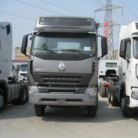 Best HOWO A7  Prime Mover Truck and trailer ZZ4257N3247 semi truck mover wholesale