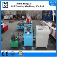 Best Reliable Rolling Shutter Strip Making Machine , 12 Rows Roller Shutter Making Machine wholesale