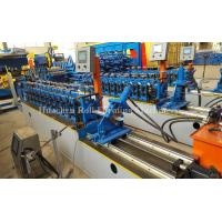Buy cheap High Speed Metal Stud And Track Roll Forming Machine C U Stud And Track Roll Former product