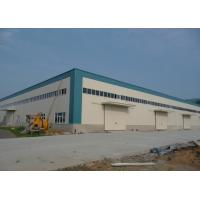 Best Structural Prefabricated Steel Buildings For Chicken Shed , Garage wholesale