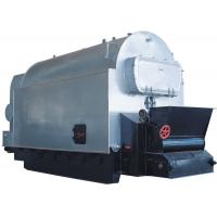 Best Eco 10 Ton Natural Gas Fired Steam Boiler For Industrial , High Pressure wholesale