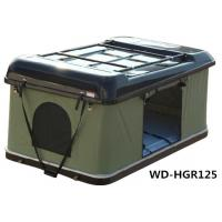 Best ABS Hard Lid Roof Top Tent Automobile Accessories For 2 Person Camping Parts Pop wholesale