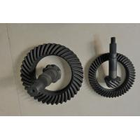 China Mercedes Benz Sprial ring and pinion gears , crown pinion gear 346 350 1839 on sale