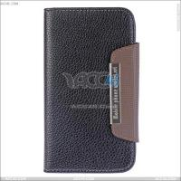 Best Leather Wallet PU Case Cover with Card Slot for Samsung Galaxy S3 wholesale