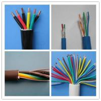 Cheap Flexible Multi Conductor Control Cable 6 Conductor Wire Excellent Corrosion for sale