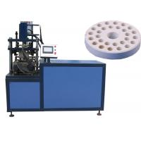 Cheap High Speed 3-5 Molds/Min Ball Press Machine 200 Ton Working Pressure for sale
