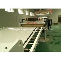 Best Artificial Marble Decoration Pvc Panel Making Machine 75kw Motor Power Quake Proof wholesale
