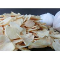 Best Wholesale Reduce Blood Pressure Dehydrated pure yellow Garlic Flakes Dehydrated Vegetable 20kg per bag wholesale