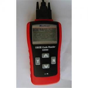 Best ABS diesel engine Test Car Diagnostic Scanner / 12V & 24V, 24W wholesale