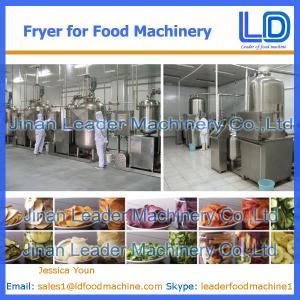 Best Big Capacity Automatic Fryer food machines price wholesale