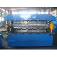 Best 900/850 doubler layer roll forming machine with 5kw main power/Roof sheet forming machine wholesale