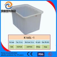 Best stackable plastic turnover box wholesale