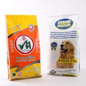 Best Durable Biaxially Oriented Polypropylene Bags , Woven Polypropylene Super Sacks Bags wholesale