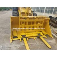 Best 3000kg Loading Capacity Wheel Heavy Equipment Loader With 127kn Breakout Force And 3100mm Dump Height wholesale
