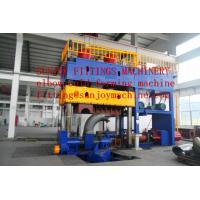 "Buy cheap Full-automatic Elbow Making Machine PLC Control Processing Size 5""-12"" Dimension from wholesalers"