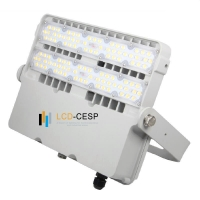 China High Power SMD 5050 Bridgelux COB LED Flood Light IP66 100w on sale