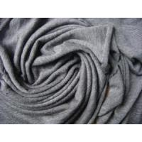 China Melange Knitted Jersey Fabric on sale