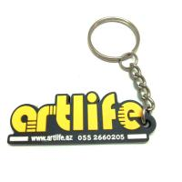 Best Custom 3d soft pvc keychain key chain,soft rubber keychains,promotinal gift silicone keyring wholesale