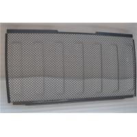 Best Jeep Jk Wrangler  3D Mesh Grille  For Angry Grill wholesale