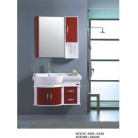 Best 90 X49/cm PVC bathroom cabinet / wall cabinet / hanging cabinet / white color for bathroom wholesale