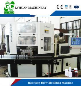 Best High Precision Injection Blow Moulding Machine , Water Bottle Blow Molding Machine wholesale