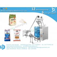 China Fully automatic VFFS powder packing machine with touch screen easy operation on sale