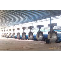 Best Saturated Steam AAC Chemical Autoclave / AAC Block Machine , High Temperature and High pressure wholesale