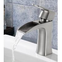China Contemporary Style Sink Basin Mixer Taps Luxury Design For Kitchen / Bathroom on sale