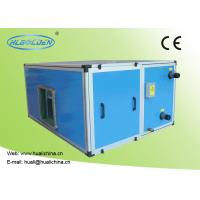 Best Floor Standing And Horizontal Chilled Water Air Handling Unit , Commercial AHU Units wholesale