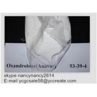 China Oxandrolone Anavar Bodybuilding Oral Steroids For Muscle Building  53-39-4 on sale