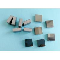 Best Rectangle Pcd Wire Drawing Die Blanks / PCD Square Carbide Blanks Laser Cutting wholesale