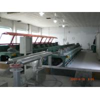 China Stainless Steel Wire Drawing Die Polishing Machine With Pneumatic Break / EM Break on sale