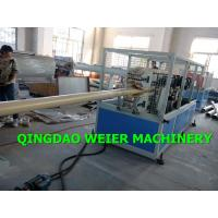 China PVC UPVC Pipe Extrusion Line , 20 - 63mm Diameter High Output Extruder on sale